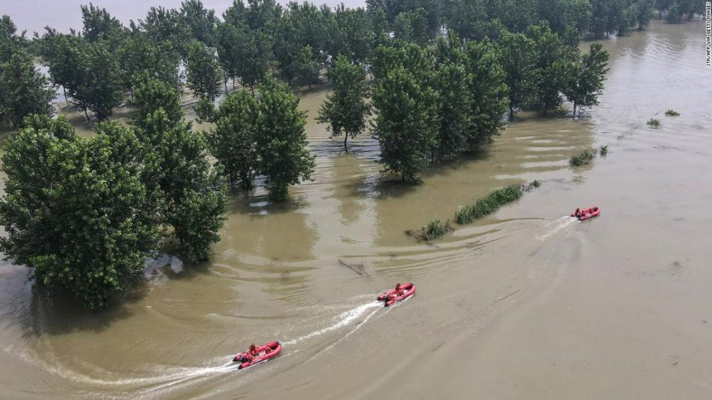 'Everything is gone.' Flooding in China ruins farmers and pitfalls soaring food stuff charges