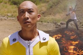 Impressive One Punch Man Live-Action Short Brings Saitama and Genos to Life