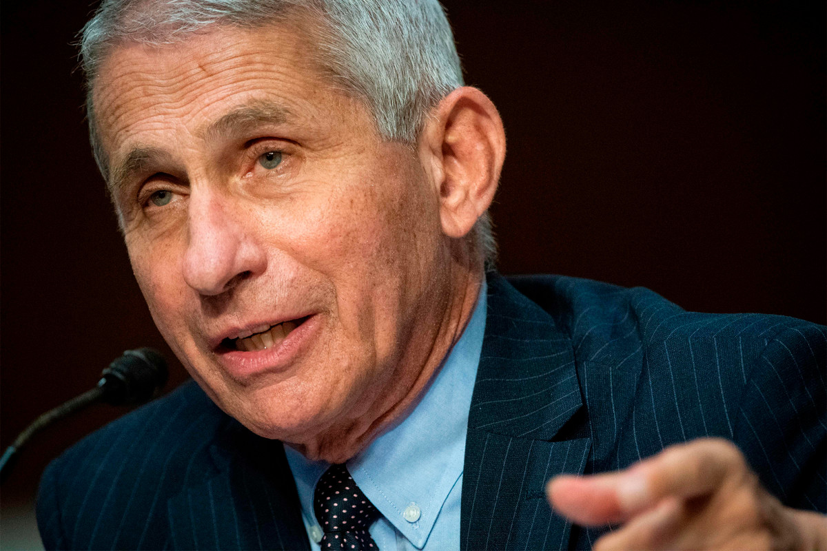 Fauci says he and his daughters need security over death threats
