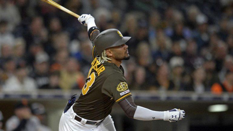 Fernando Tatis Jr.'s grand slam on 3-0 count angers Rangers and sparks talk over baseball's unwritten rules