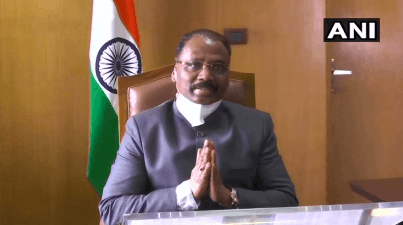 CAG GC Murmu assumes office
