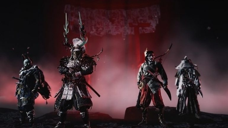 Ghost of Tsushima is getting online co-op multiplayer • Eurogamer.net