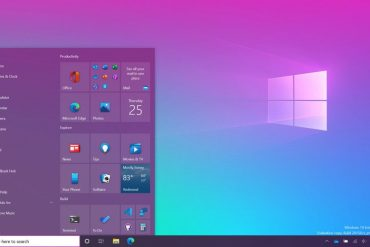 Windows 10 interface might be set for a huge overhaul