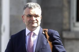 'I should not have attended the event':Minister apologises for attendance at golf event in breach of health guidelines