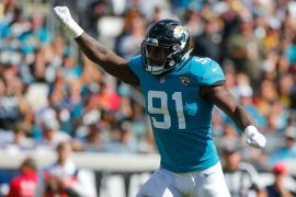 Jaguars agree to trade DE Yannick Ngakoue to Vikings
