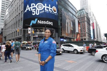 Jeanette Epps to make history as first Black female astronaut to join NASA ISS crew in 2021