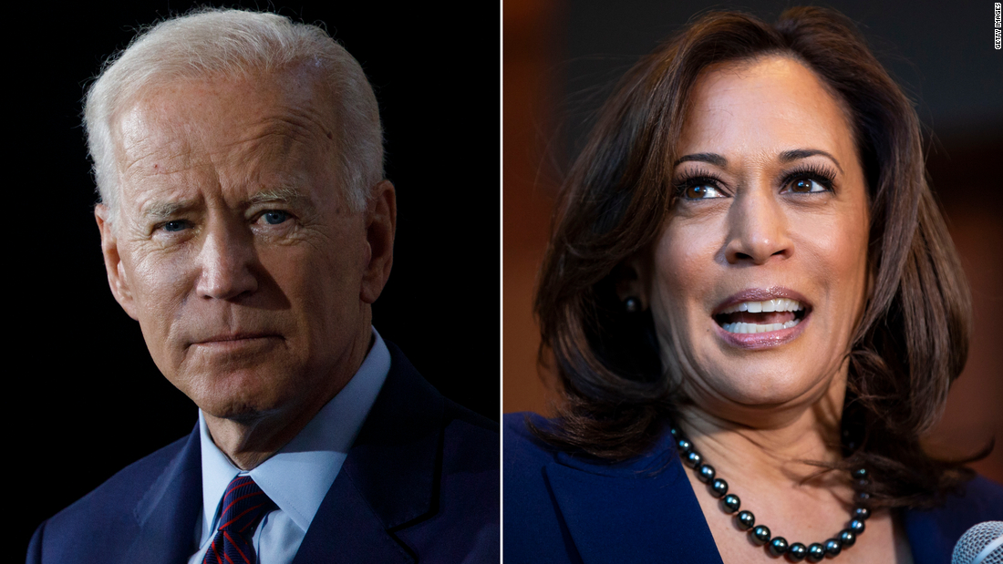 Joe Biden and Kamala Harris speeches: Election 2020 live updates