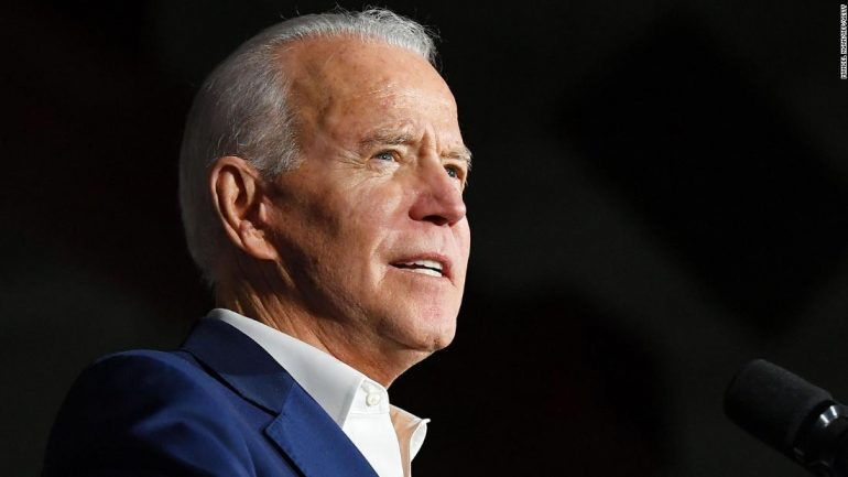 Joe Biden set for the biggest moment of his 5-decade career at final night of Democratic convention