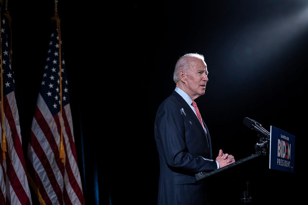 Joe Biden's team preparing Delaware hotel for VP pick