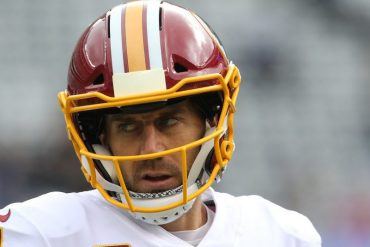Joe Theismann: Alex Smith is already the 2020 Comeback Player of the Year