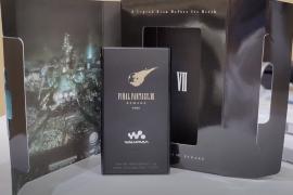 Final Fantasy 7 Remake Sony Walkman Is a Work of Art