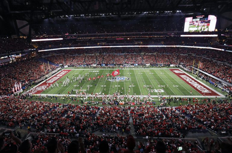 Big Ten is exploring use of domed stadiums for winter football - Sports - Buckeyextra