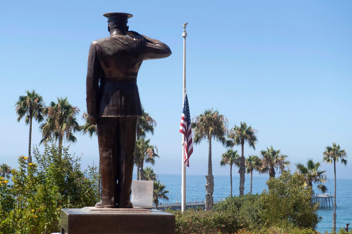 Missing Marines, sailor 'presumed deceased' off California coast