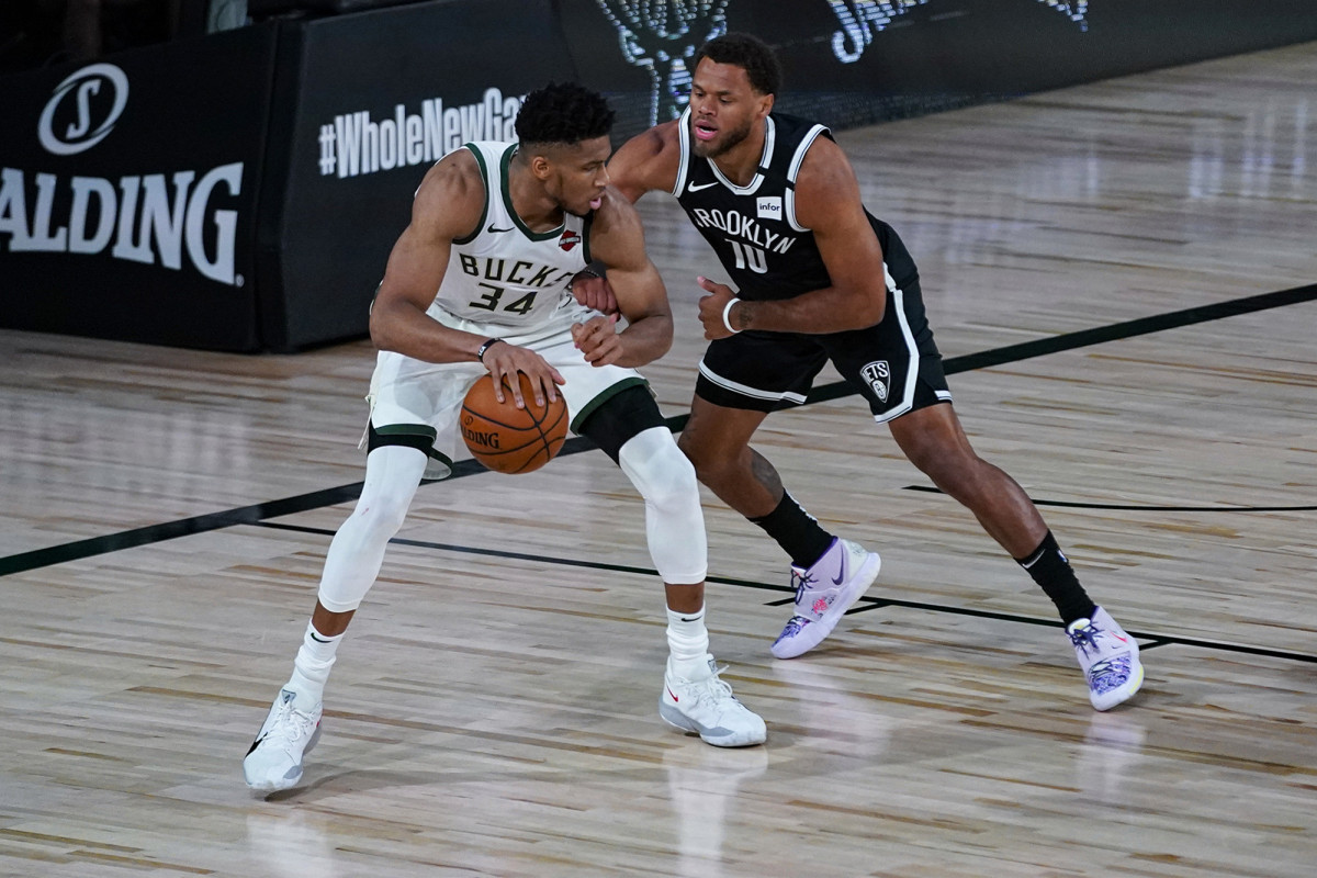 Nets beat Bucks for one of biggest upsets in NBA history