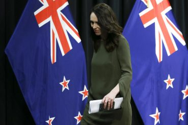 "New Zealand leader Jacinda Ardern calls Trump's claim of virus surge ""patently wrong"""