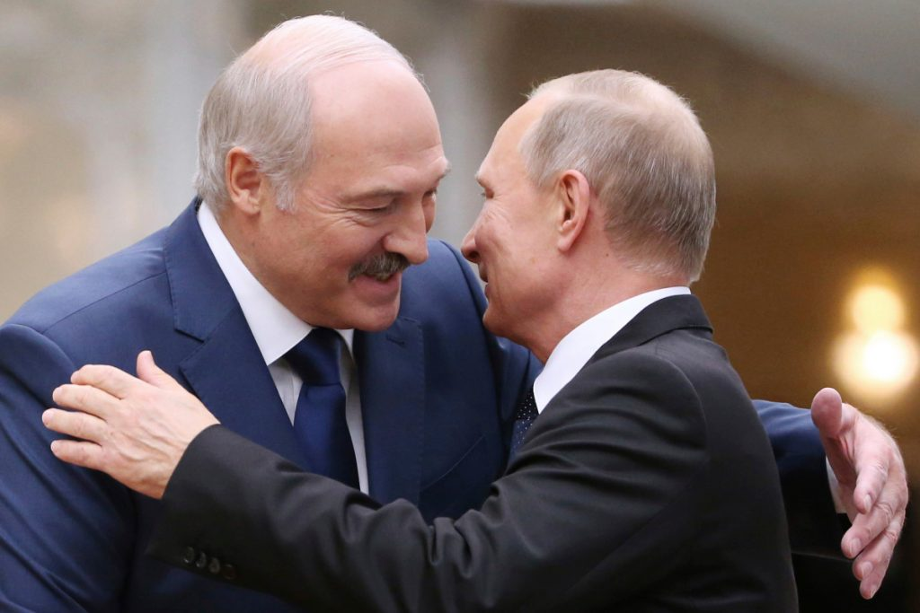 Putin pushes for a lot more integration with Belarus immediately after election unrest