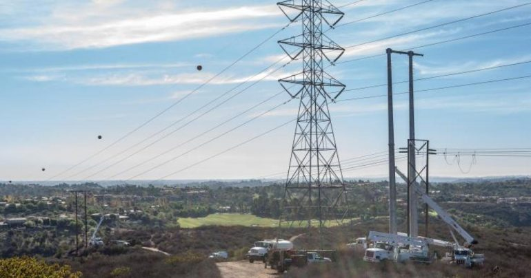 SDG&E cuts power to parts of San Diego County due to heat wave