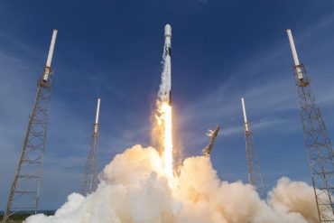 SpaceX launches the first south-bound rocket from Florida in decades