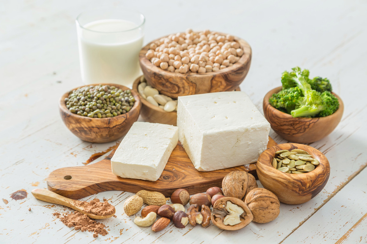 Swapping red meat for plant protein may lower some cardiovascular risks