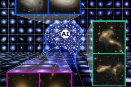 Artificial Intelligence Classifies Galaxies