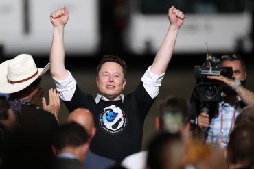 Ten Billionaires, Led By Elon Musk, Dan Gilbert And Jeff Bezos, Got $53 Billion Richer This Week