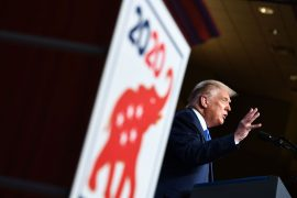 Trump RNC speech strong; Biden still ahead