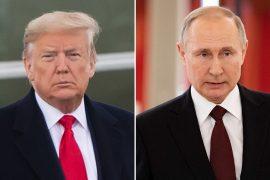 Trump seeking Putin meeting before November election: report