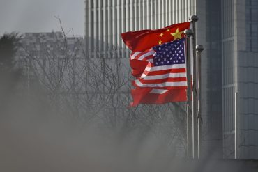 U.S. and China hold phone call on phase one trade agreement
