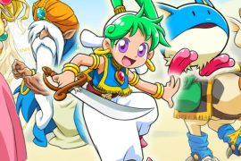 Video: Here's Your First Look At Wonder Boy - Asha In Monster World