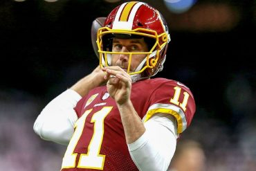 Washington QB Alex Smith will be cleared for football activity by team
