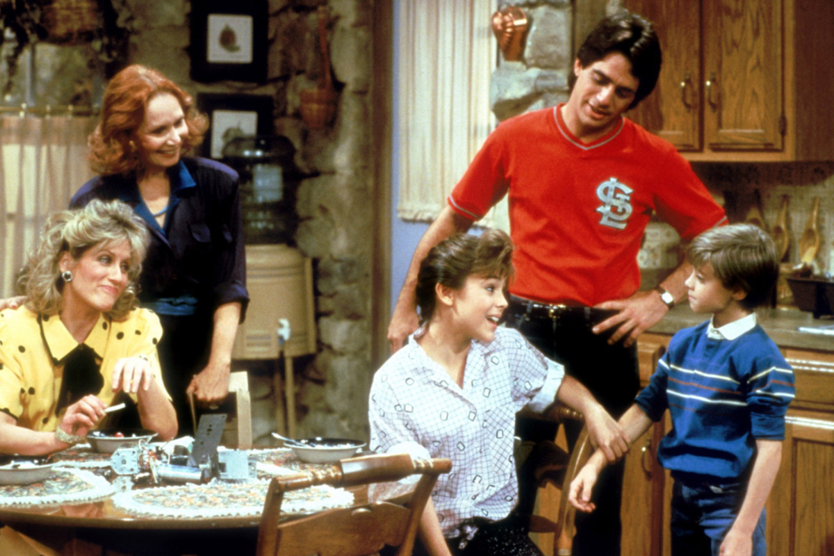 Who's the Boss Reboot In the Works with Tony Danza and Alyssa Milano