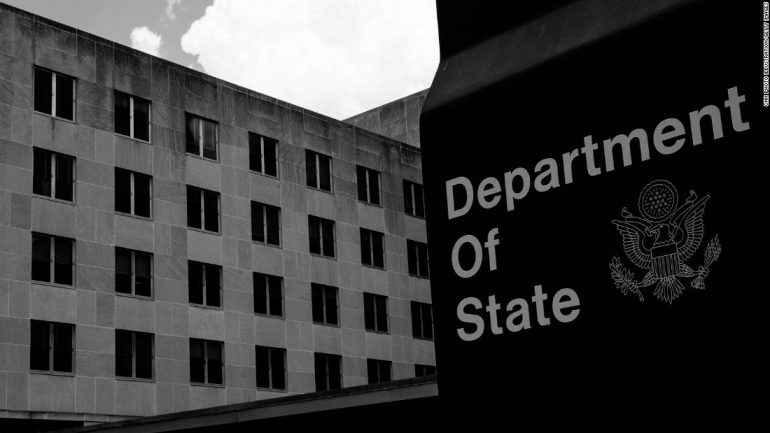 Trump tapps new Acting State Department Inspector General