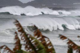 Typhoon Heishen: Strong storm evacuates thousands of barrels to Japan and Korean Peninsula