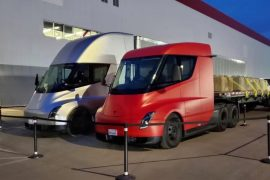 Bill Gates says Tesla semi and electric planes will never work and he is wrong