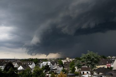 Extreme rainfall events have always occurred, but are they changing?