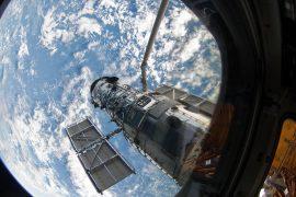 None of us are perfect - even the Venerable Hubble Space Telescope: NPR
