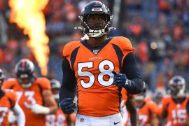 Von Miller injured: Broncos star expects season-ending ankle surgery