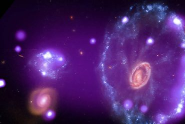 NASA unveils incredible new images of stars, galaxies and supernova debris