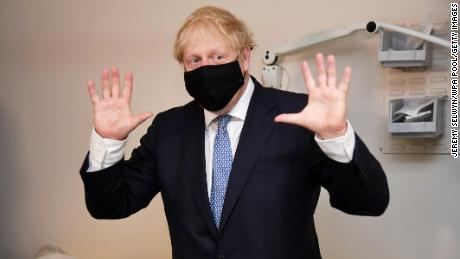 The Corona virus may have taught Boris Johnson a cruel lesson in trying to reopen schools