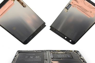 Microsoft Surface Duo TearDown: An Engineering Miracle as a Job to Repair