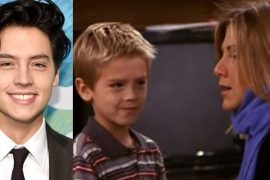 Jennifer Aniston has been hit hard by 'Friends' star Cole Sprout