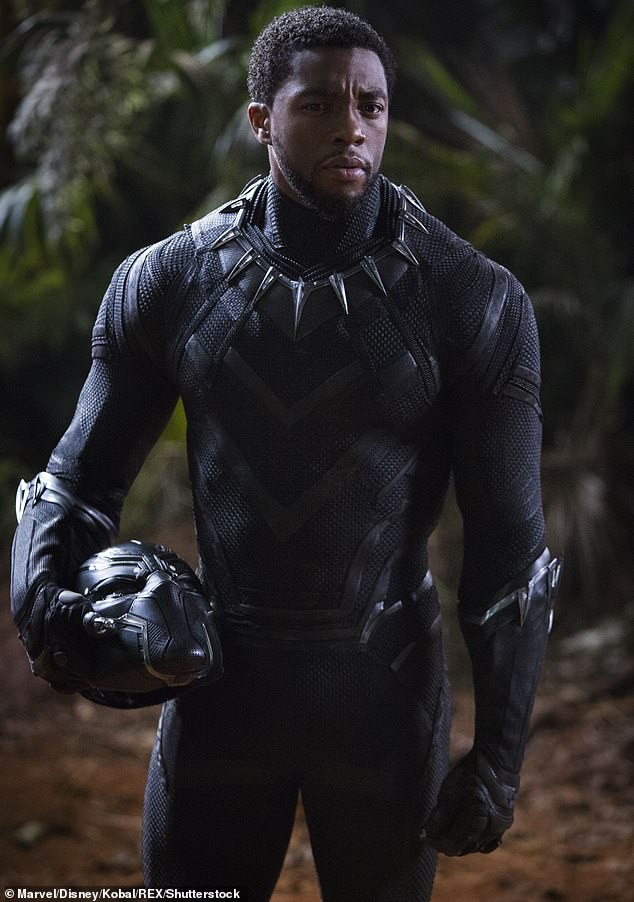 Best in Business: Chadwick was recently remembered for his role as King Tichella in the 2018 film Black Panther, but he first appeared as a strong character in the 2016 MCU film Captain America: Civil War.