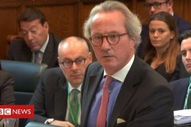 Lord Keane: Law officer resigns over Brexit bill column