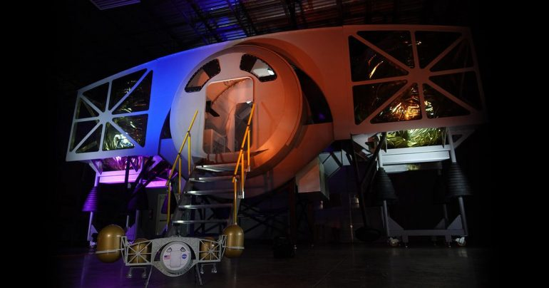 This will be NASA's Artemis 2024 Moon Lander