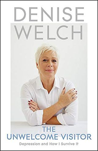 Denise Welch's reluctant visitor