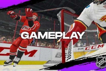 NHL 21 Gameplay