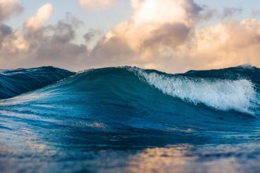 Sound waves of undersea earthquakes reveal changes in ocean warming