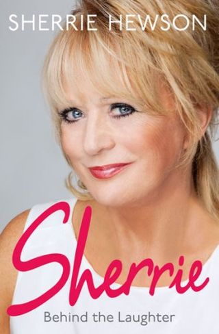 Sherry Husson behind the laughter
