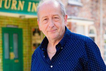 Coronation Street - Ian Bartholomew hints at the fall of Geoff