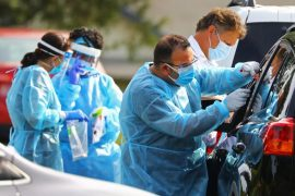 US Coroner: With Covid-19 cases, most of the US is heading in the wrong direction again